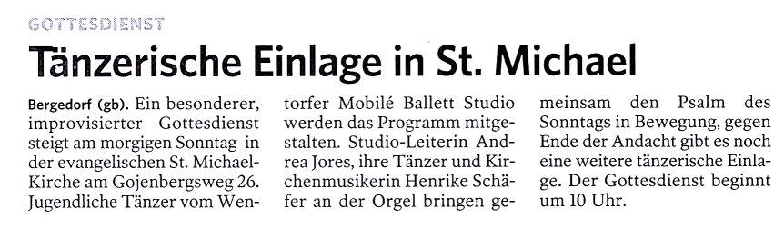 Bergedorfer Zeitung 09.07.2016