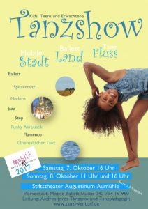 Mobilé-Tanzshow 2017 - Stadt Land Fluss